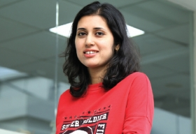 Geetika Tripathi, Senior Quality Specialist P&I Technology Engineering Services, SAP Labs India